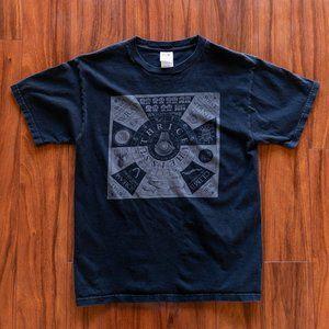 Thrice Vheissu Album Art Band T-Shirt